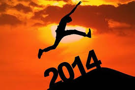 man jumping over 2014